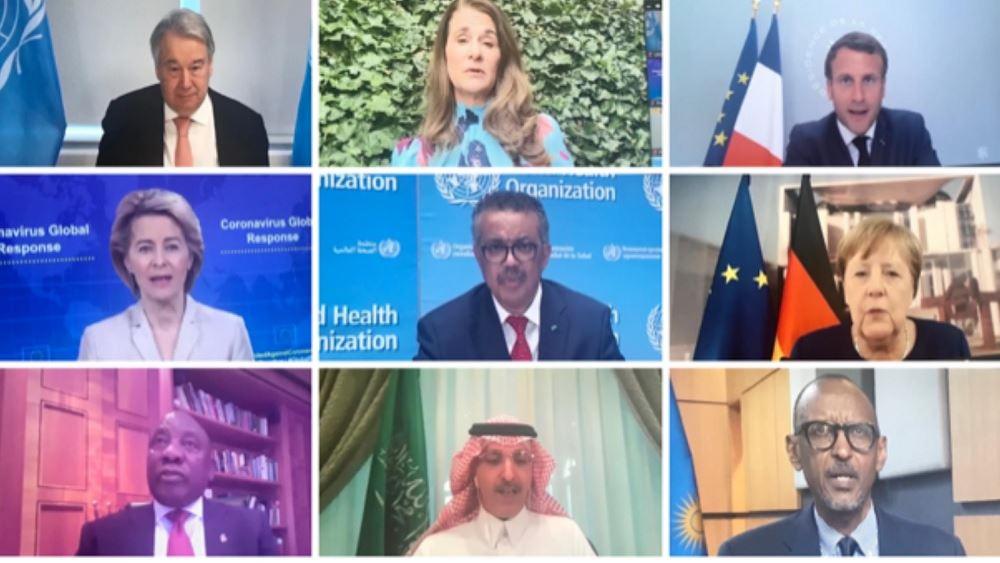 Πρωτοβουλία ΠΟΥ για τη συγκέντρωση 7,5 δισ. ευρώ για την παγκόσμια μάχη κατά κορονοϊού