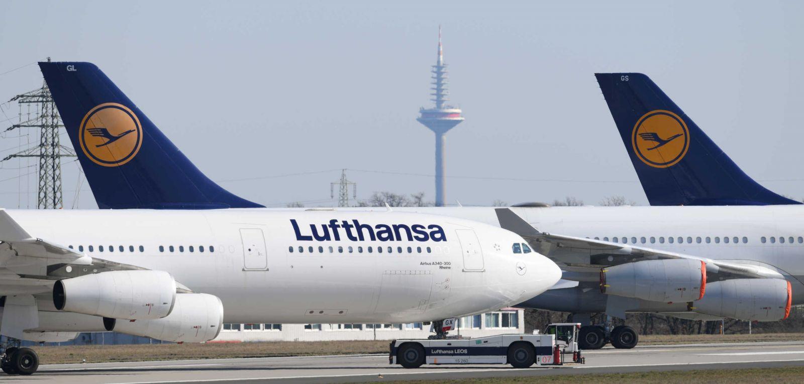 Ανοίγουν τα σύνορα: Πτήσεις από Γερμανία προς Ελλάδα από τις 18 Μαΐου ανακοίνωσε η Lufthansa [Βίντεο]
