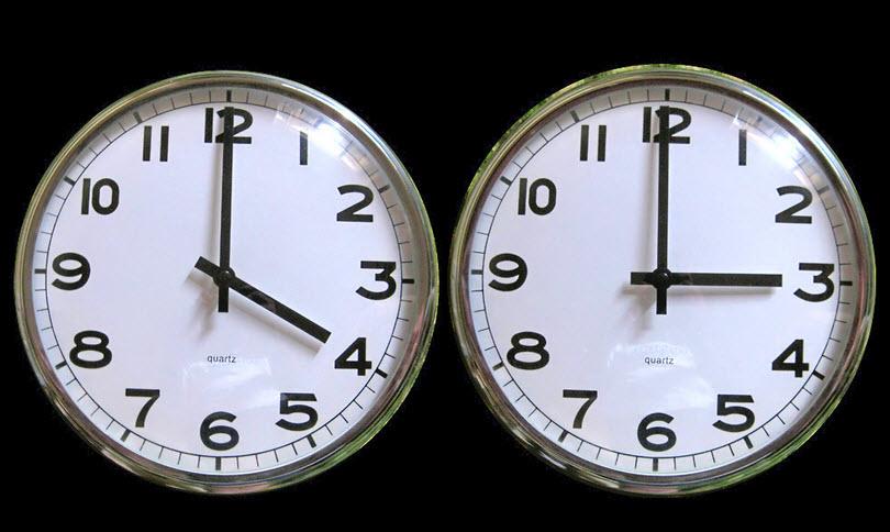 Αλλάζει η ώρα! Μην ξεχαστείτε τα ξημερώματα τα ρολόγια μία ώρα πίσω...