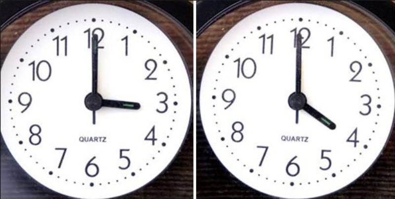 Πότε γυρίζουμε τα ρολόγια και τι θα ισχύσει για την αλλαγή ώρας