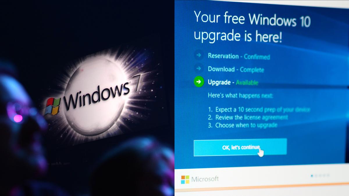 Windows 7: Εκατομμύρια χρήστες επιλέγουν να μην αναβαθμίσουν σε Windows 10
