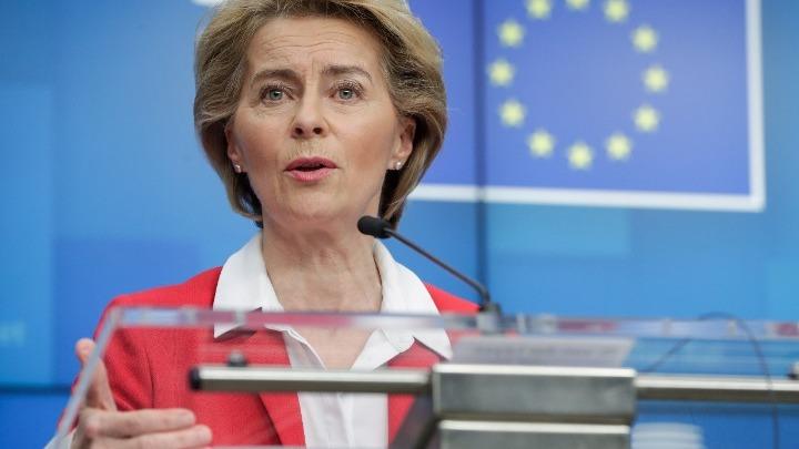 Φον ντερ Λάιεν: Περισσότερα εμβόλια στην ΕΕ από τον Απρίλιο