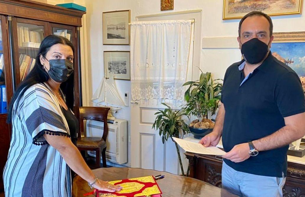 Αλλαγή σκυτάλης στην Άνω Μερά μετά την παραίτηση του Γιάννη Ζουγανέλη