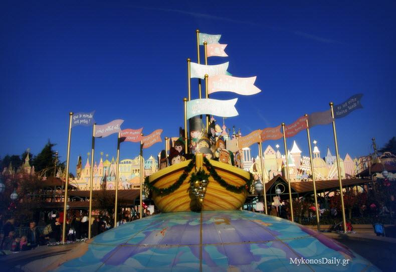 Προσωπικό αναζητά η Disneyland στην Ελλάδα