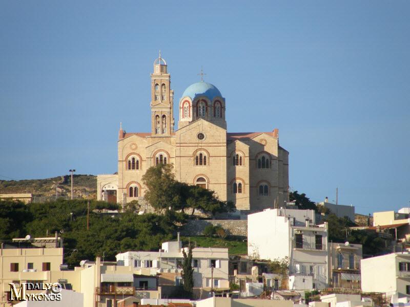 Τριήμερη επίσκεψη του Αρχιεπισκόπου Αθηνών στη Σύρο