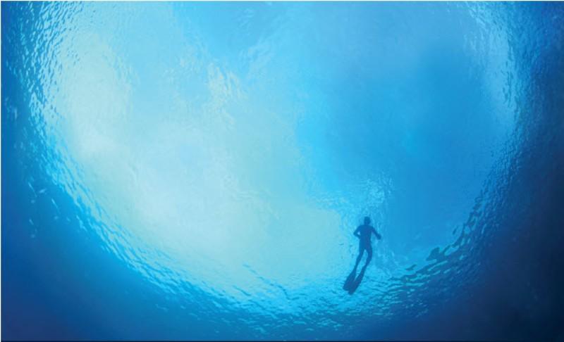 Εγκαίνια υποβρύχιας φωτογραφίας στη Σύρο