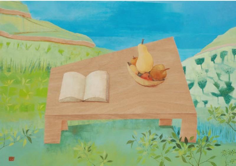 Στην Πινακοθήκη Κυκλάδων η έκθεση ζωγραφικής του Χρήστου Κεχαγιόγλου