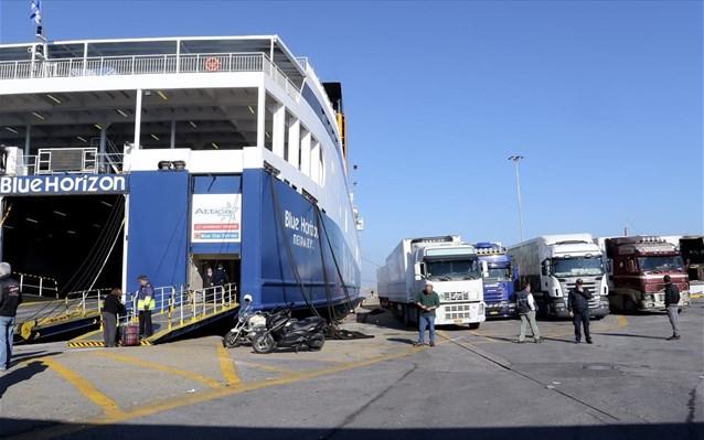 Έκρηξη στο επιβατικό πλοίο Blue Horizon στο Ηράκλειο - 4 τραυματίες