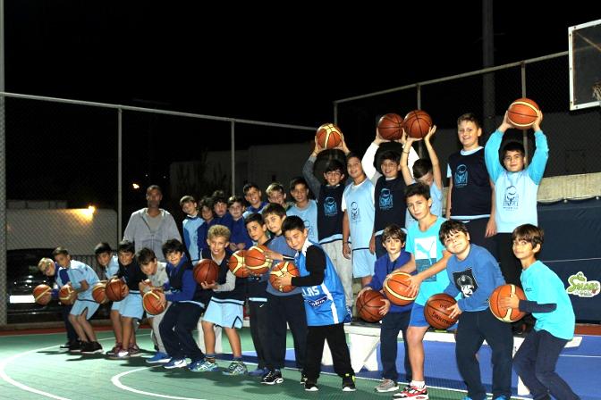 Ξεκίνημα για την ακαδημία Μπάσκετ του Α.Ο. Μυκόνου - Αναλυτικά το πρόγραμμα