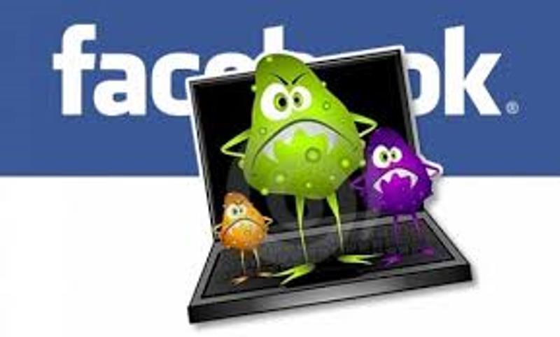 Facebook: αστραπιαία διάδοση νέου ιού