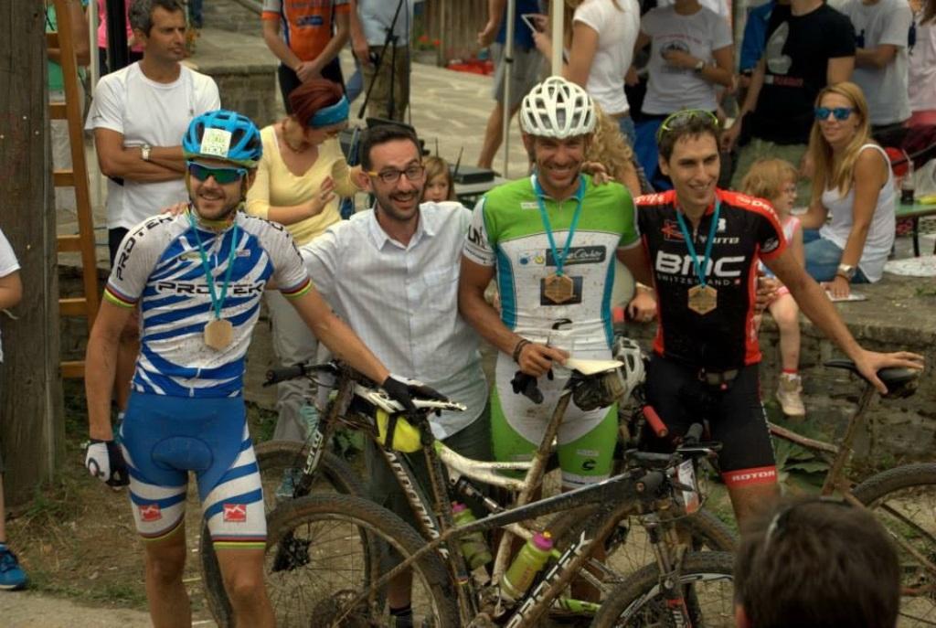 2ος ο Γιώργος Δάντος στον αγώνα ορεινής ποδηλασίας
