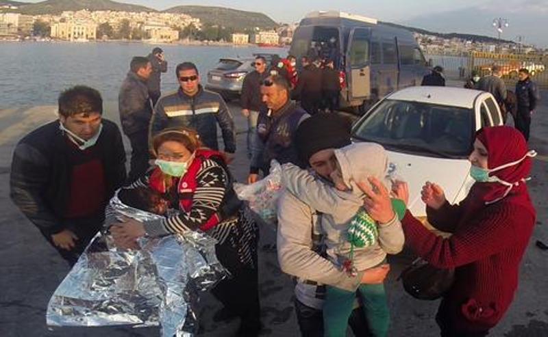 Οικονομική συνδρομή της ΠΝΑΙ για την κάλυψη των άμεσων αναγκών προσφύγων και μεταναστών
