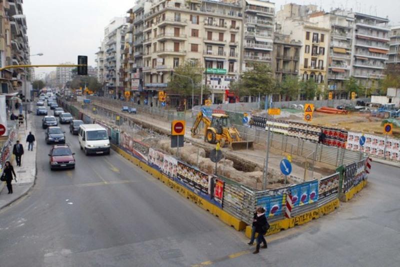 Στη δικαιοσύνη θα προσφύγουν οι εργαζόμενοι στο μετρό της Θεσσαλονίκης