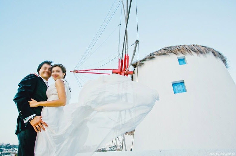 Μύκονος: Ανοίγει ο δρόμος για πολιτικούς γάμους και εκτός Δημαρχείου