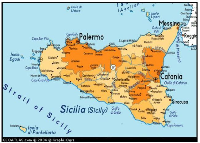Στη νότια ιταλία από τον απολλώνιο