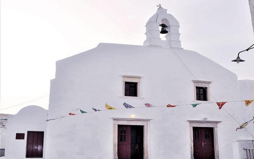Αρχιερατικός εσπερινός την Τετάρτη στην Αγία Ελένη του Κάστρου