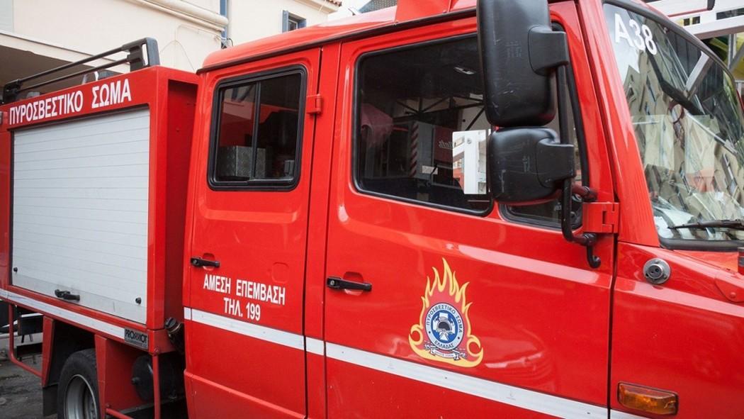 Τρείς πυρκαγιές σε διαφορετικά σημεία στη Μύκονο