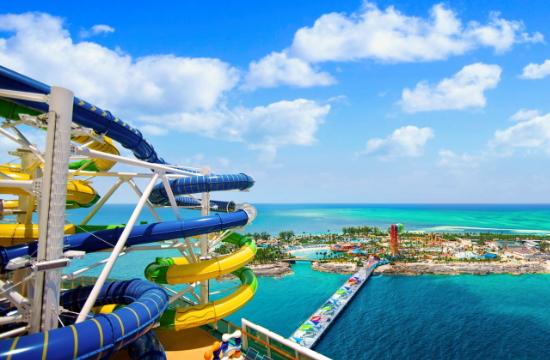 Η Royal Caribbean σηματοδοτεί την επιστροφή της κρουαζιέρας στην Καραϊβική το 2021