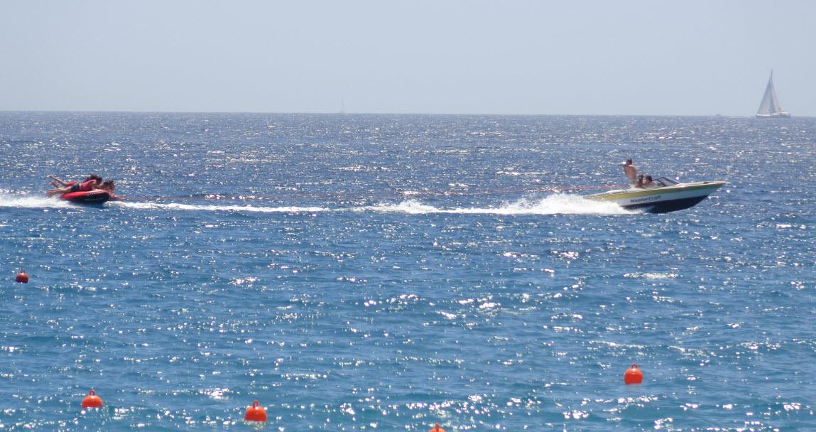 Χωρίς θαλάσσια σπορ φέτος το Καλό Λιβάδι