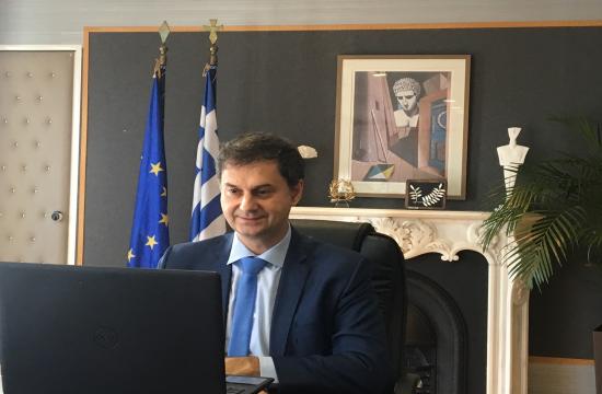 Χ.Θεοχάρης: Αισιοδοξία για το πιστοποιητικό εμβολιασμού στην ΕΕ- τι είπε στο CNN
