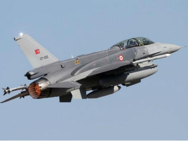 Παραβιάσεις του εθνικού εναέριου χώρου από τουρκικά αεροσκάφη