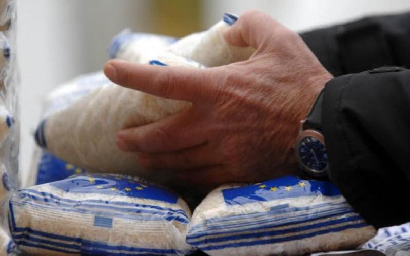 Πρόγραμμα διάθεσης τροφίμων σε απόρους από την ΠΝΑΙ