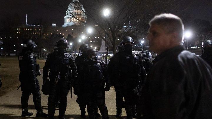 Τέσσερις άνθρωποι έχασαν τη ζωή τους στα επεισόδια στην Ουάσινγκτον, 52 συλλήψεις