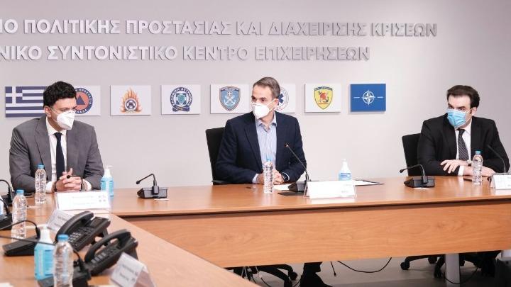 Κυρ. Μητσοτάκης: Εκτιμούμε ότι στις 26 Δεκεμβρίου το εμβόλιο θα είναι στη χώρα μας και στις 27 ξεκινάμε τους εμβολιασμούς