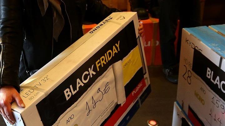 Σε ρυθμούς Black Friday ηλεκτρονικά καταστήματα και καταναλωτές