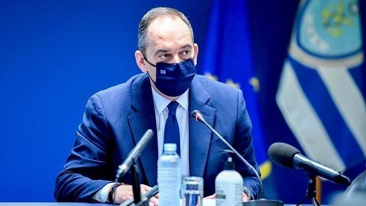 Θετικός στον νέο κορονοϊό ο υπουργός Ναυτιλίας Γ.Πλακιωτάκης