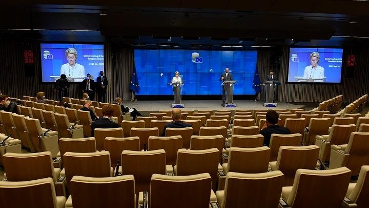 Το Ευρωπαϊκό Συμβούλιο υιοθέτησε τα συμπεράσματά του για την πορεία της covid19