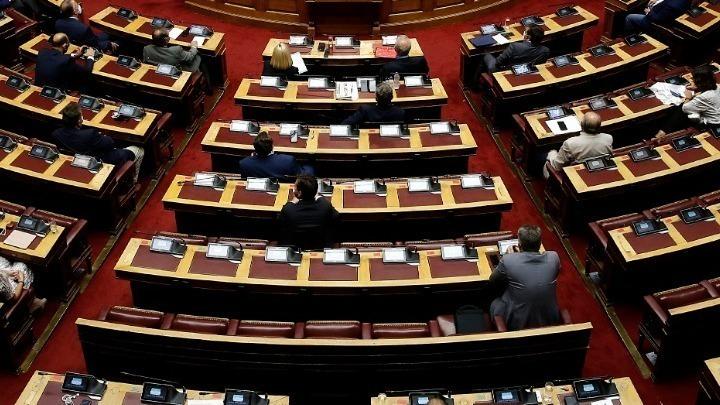 Βουλή: Ψηφίζονται σήμερα τα μέτρα στήριξης των πληγέντων από τις πυρκαγιές