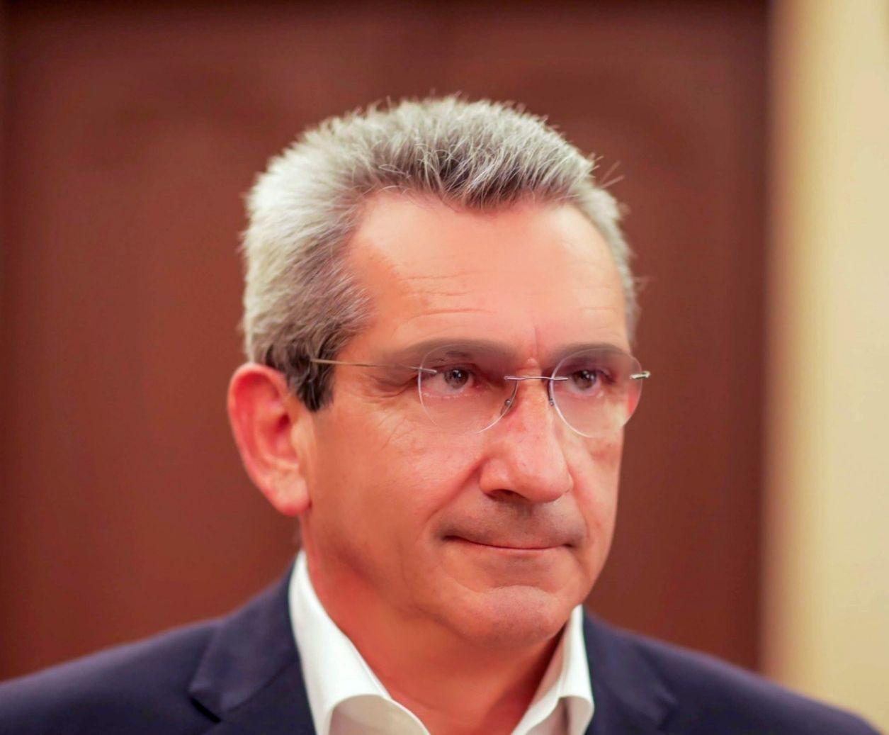 Ο Περιφερειάρχης, Γιώργος Χατζημάρκος, μέλος του Συμβουλίου Νησιωτικής Πολιτικής, ως εκπρόσωπος της ΕΝΠΕ