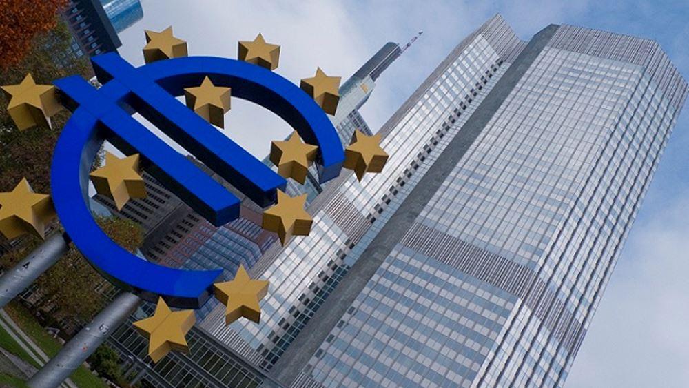 ΕΚΤ: Μικρός ο κίνδυνος μετάδοσης της Covid-19 από τα χαρτονομίσματα του ευρώ