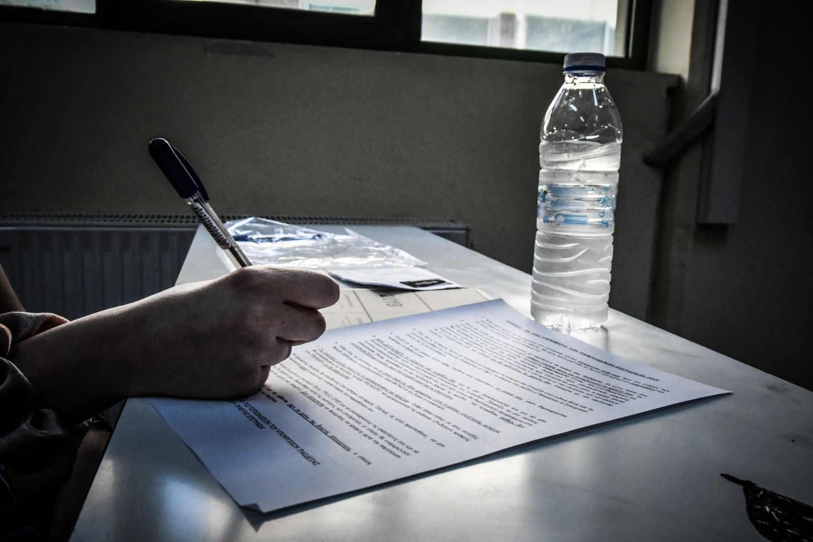 Κεραμέως: Στόχος οι Πανελλαδικές να ολοκληρωθούν μέχρι τα μέσα Ιουλίου