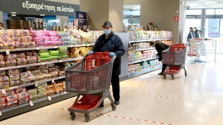 Με ενιαίο ωράριο θα λειτουργήσουν τα καταστήματα τροφίμων από την Κυριακή