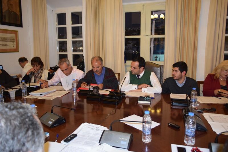 Κατά πλειοψηφία ψηφίστηκαν το Τεχνικό Πρόγραμμα και ο Προϋπολογισμός του Δήμου