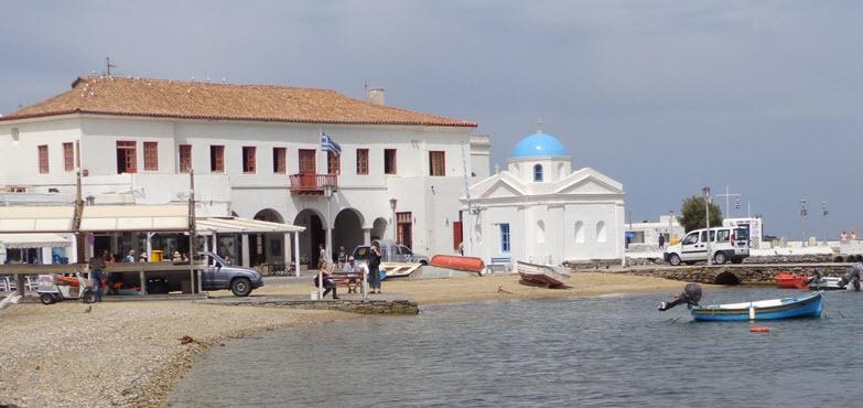 Κτήρια προς ενοικίαση ζητά ο Δήμος Μυκόνου για την στέγαση των υπηρεσιών του