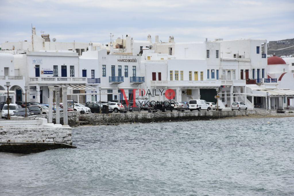 Ανακοίνωση του Δήμου Μυκόνου για το άσπρισμα του παραδοσιακού οικισμού