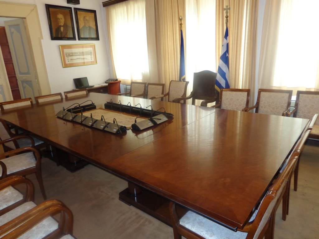 Συνεδρίαση του Δημοτικού Συμβουλίου την Μεγάλη Πέμπτη