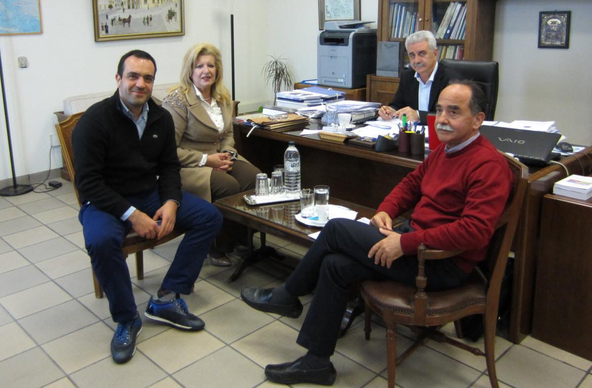 Η λειψυδρία στο προσκήνιο σε σύσκεψη στην Περιφέρεια και ενημέρωση στο Δημοτικό Συμβούλιο