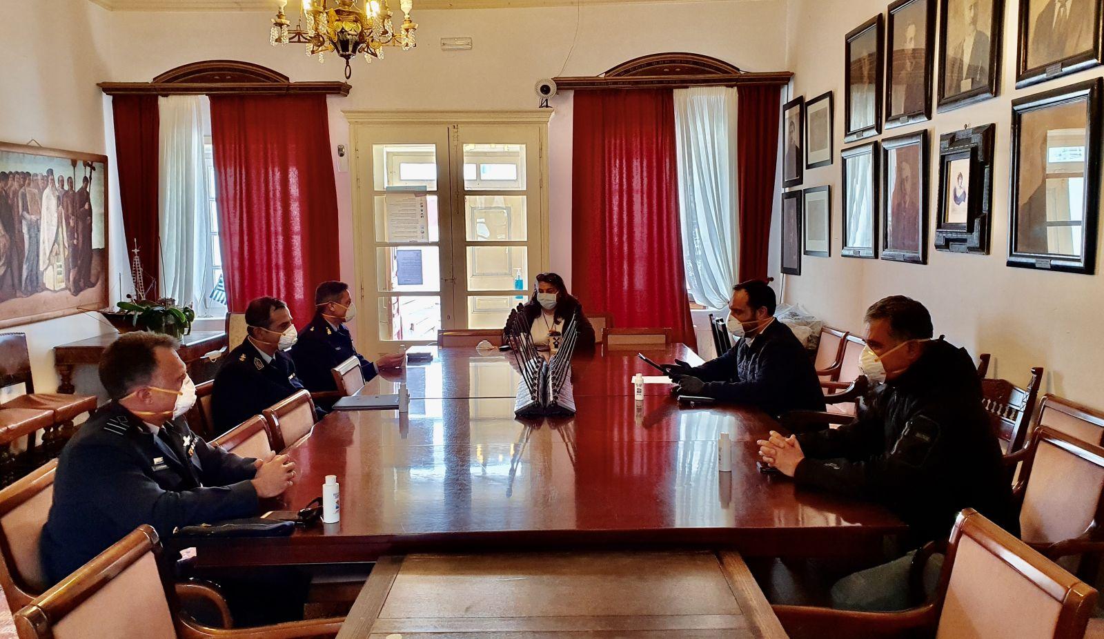 Εντατικοποίηση των ελέγχων και επιστολή στον πρωθυπουργό αποφάσισε το Συντονιστικό Όργανο Πολιτικής Προστασίας Μυκόνου