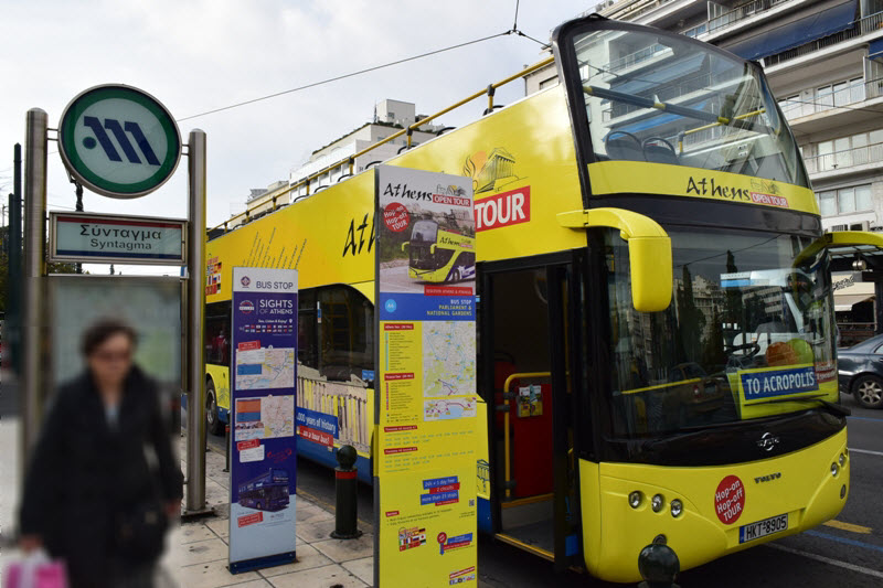 Έρχεται και στη Μύκονο το ανοιχτό λεωφορείο
