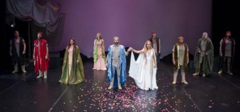 Τελευταία παράσταση σήμερα για την Ομήρου Οδύσσεια της Κάρμεν Ρουγγέρη