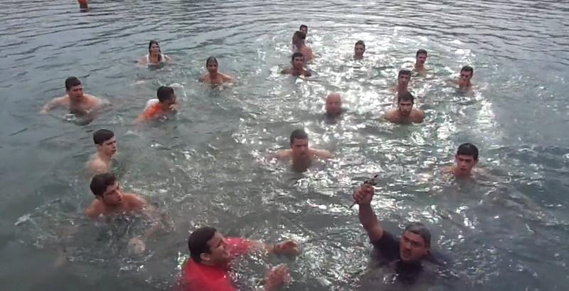 VIDEO - Με λαμπρότητα και καλό καιρό ο εορτασμός των Θεοφανείων