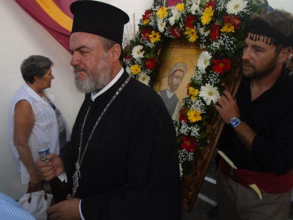 Ανακοίνωση της Ιεράς Μητροπόλεως Σύρου για τον εορτασμό του Αγίου Νεομάρτυρος Μανουήλ