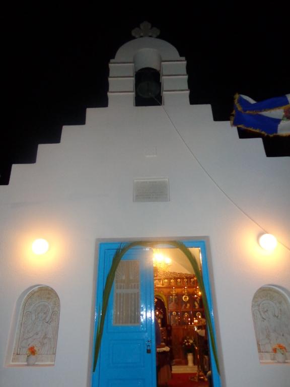 ΦΩΤΟΡΕΠΟΡΤΑΖ - Πανηγυρικές εκδηλώσεις για τον Όσιο Πατάπιο στον Πλατύ Γιαλό