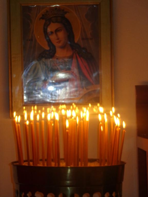 Ο Πολιτιστικός Λαογραφικός Σύλλογος Γυναικών Μυκόνου τίμησε την Αγία Αικατερίνη