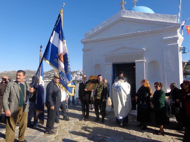 ΦΩΤΟΡΕΠΟΡΤΑΖ-Με λαμπρότητα ο εορτασμός του Αγίου Νικολάου