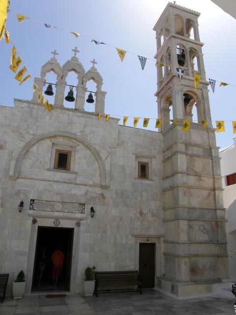 Μοναστήρι Παναγίας Τουρλιανής / Monastery Panagia Tourliani